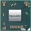 VIA Nano DC Processor - Chip - top (5124616947).jpg