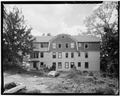 VIEW SOUTH, NORTH SIDE - 241 Lincoln Street (House), Waterbury, New Haven County, CT HABS CONN,5-WATB,13-2.tif