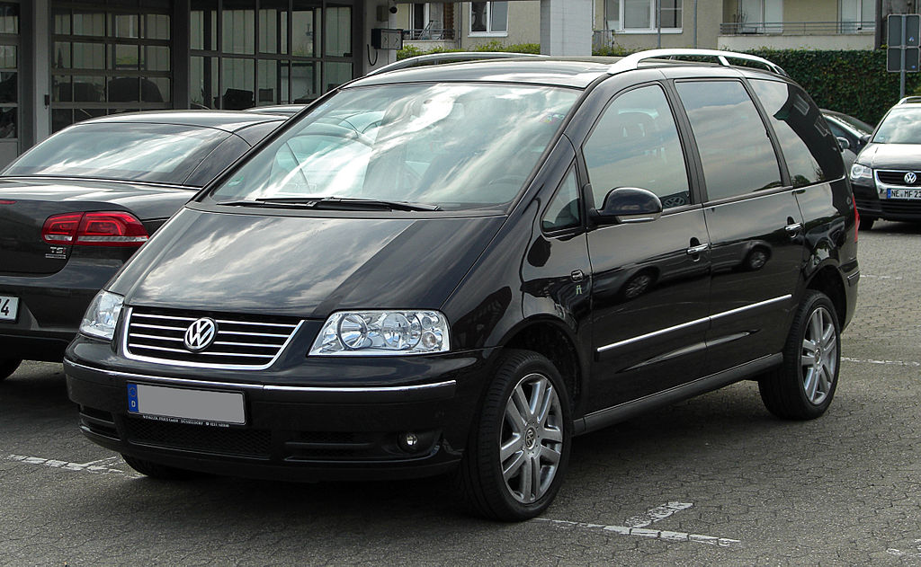 file:vw sharan 1.9 tdi freestyle (i, 2. facelift) – frontansicht, 16