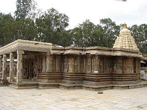 Talakadu - Vaidyeshvara temple, Talakadu
