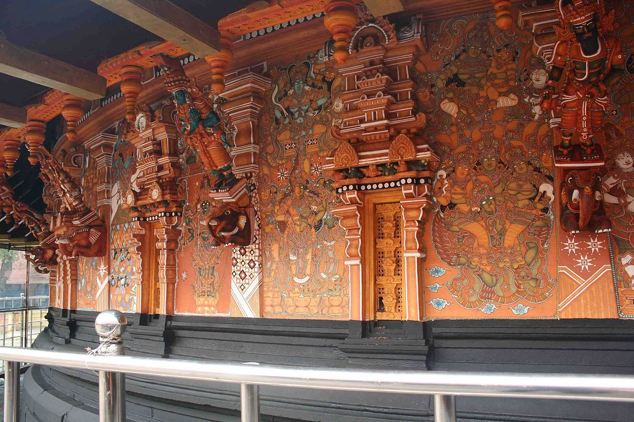 Image result for kerala murals images