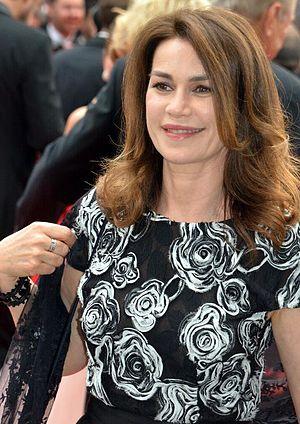 Valérie Kaprisky - Kaprisky at the 2016 Cannes Film Festival