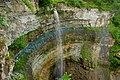 Valaste waterfall, North Estonian costline.jpg