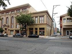 Vallejo Historic City Hall, 715 Marin St., Vallejo, California
