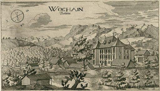 Valvasor - Dvorec Bohinj