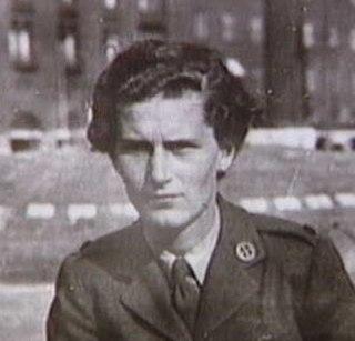 Varinka Wichfeld Muus Danish resistance fighter