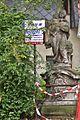 Varnsdorf, socha svatého Antonína.JPG