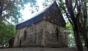 Vartsikhe - A 17th-century church in Vartsikhe