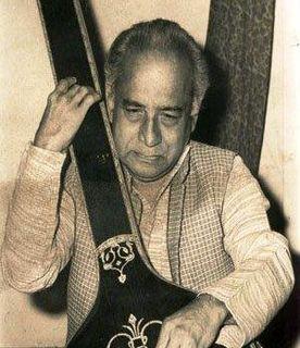 Vasantrao Deshpande Indian classical singer