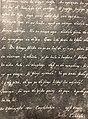 Vellara's correspondence in original Albanian alphabet, 1801.jpg