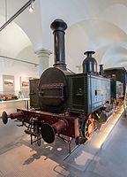 Verkehrsmuseum Dresden Güterzug - Tenderlok Muldenthal Front VIII.jpg