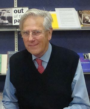 Victor Watson (author) - Victor Watson at an event in Saffron Walden Library December 2015