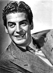 Victor Mature Victor Mature - publicity.JPG