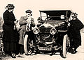 Victor Vermorel et son Automobile Vermorel 1908.jpg