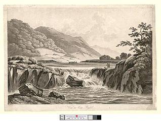 View in Cwm Rydol