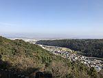View of Ariake Sea from Yutoku Inari Shrine.jpg