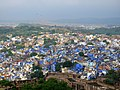 View of Joshpur city from Mehrangarh fort.jpg