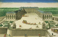 View of the Château de Saint Cloud, France, engraved by Antoine Aveline (1691-1743).png