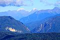 View to Krasnaya Polyana from Akhun mountain.JPG