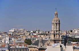 Views from Galeries Lafayette Haussmann, Paris 002.jpg