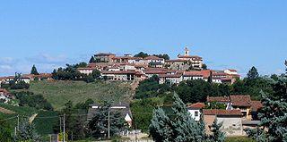 Vigliano dAsti Comune in Piedmont, Italy