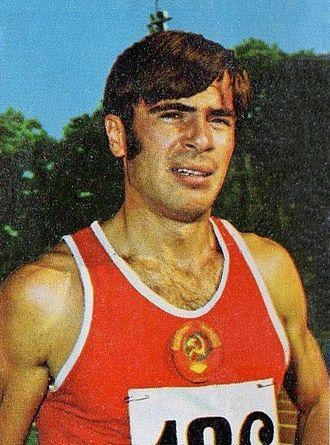 Viktor Saneyev - Viktor Saneyev c. 1972