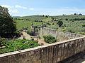 Villa corsini di mezzomonte, giardino all'italiana, terrazza inferiore 03.JPG