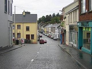 Newtownhamilton Human settlement in Northern Ireland
