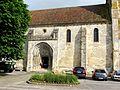 Villeneuve-sur-Verberie (60), église Saint-Barthélémy, nef, côté sud 2.jpg