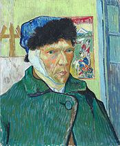 Vincent van Gogh - Self-portrait with bandaged ear (1889, Courtauld Institute).jpg