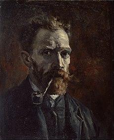 self portrait 1886 van gogh museum amsterdam - Van Gogh Lebenslauf