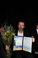 Vinnaren av Nordiska radet litteraturpris 2009, Per Petterson, vid utdelningen i samband med sessionen i Stockholm 2009.jpg