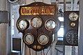 Virginia V (ship, 1922) engine room 06 - engine gauges.jpg