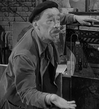 Vladimir Sokoloff - Vladimir Sokoloff in Scarlet Street (1945)