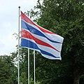 Vlag van de Nederlandse Vereniging voor Vlaggenkunde.jpg