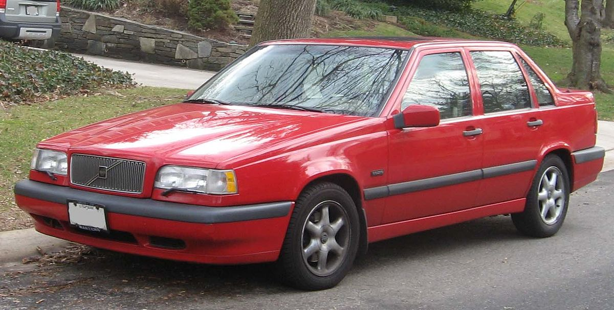 Px Volvo Sedan on Volvo 440 Turbo