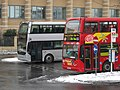 Volvo B7TL buses at Oxford railway station, England.jpg