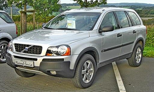 Volvo XC90 front-1