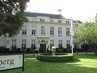 Savelberg - Image: Voorburg Oosteinde (Vreugd en Rust)