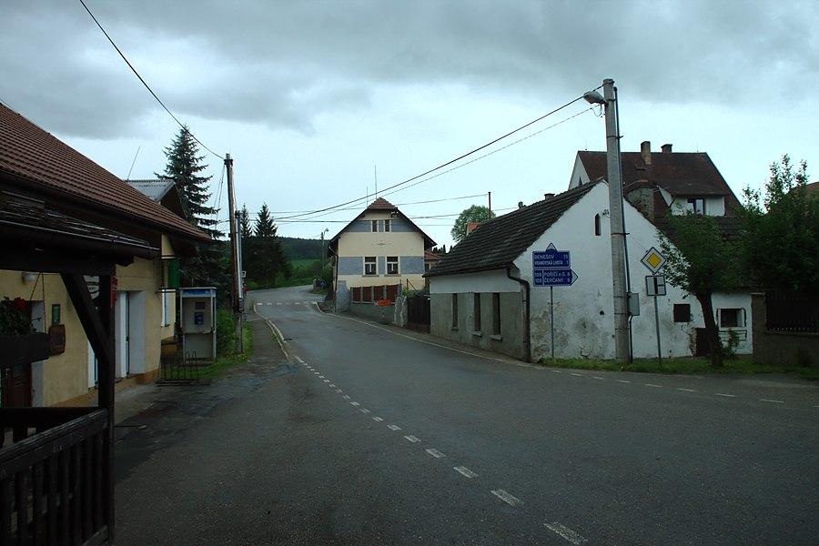 Vranov (Benešov District)