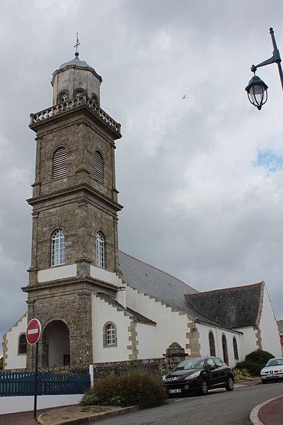 Eglise. Fr-56-Billiers.