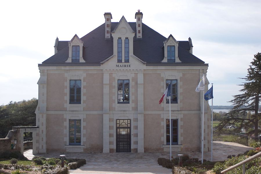 Mairie, Fr-49-Montjean.
