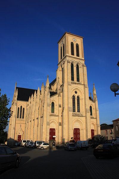 Église Notre-Dame, 1874, Vieillevigne.