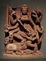 WLA lacma Durga Slaying the Buffalo Demon ca 850-900.jpg