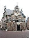foto van Raadhuis, tevens waag