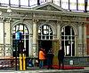 foto van Koninklijk Paviljoen (Station HS)