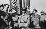 "WWII, Europe, Germany, ""Nazi Hierarchy, Hitler, Goering, Goebbels, Hess"", The Desperate Years p143 - NARA - 196509.jpg"