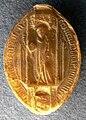 Wachssiegel Allerheiligen SH Abt Konrad VI Dettikofer 1469.jpg