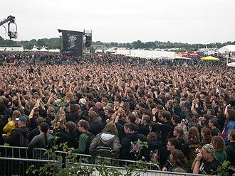 Open-air concert - Wacken Open Air