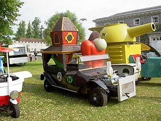 Wacky Races (1968 TV series) - Image: Wacky Races The Creepy Coupe